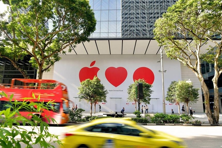 Apple Orchard Road, the first such store in South-east Asia, will also host hands-on sessions called Today at Apple, which launches in all Apple retail stores across the world this week.