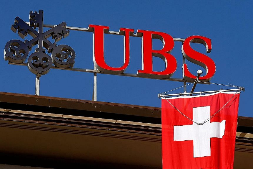 Swiss bank UBS in Zurich. In recent years, the bank has focused on its core wealth management business.
