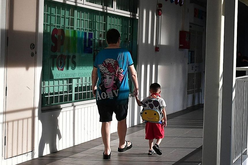 Some parents of children at the Sparkletots pre-school in Clementi said they appreciated the handling of the issue by MOH and TBCU, but felt the school could have done more in giving updates.
