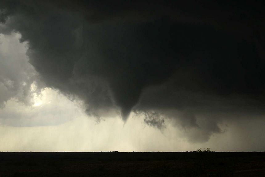 According to media reports, tornados formed across the Texas panhandle and western Oklahoma on May 16, 2017.