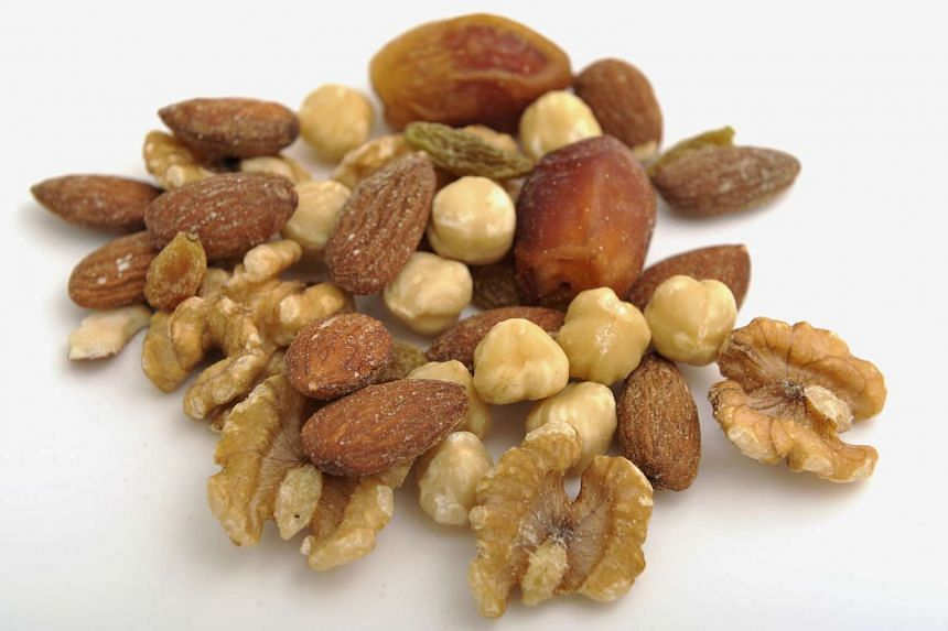 Certain Nuts May Help Ward Off Return Of Colon Cancer Study World News Top Stories The Straits Times