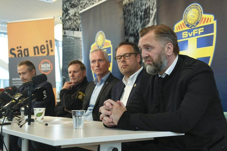 An AIK player was reportedly offered money to throw the match against arch-rivals Gothenburg, forcing the fixture to be postponed.  The Swedish football association has yet to announce the new date with investigations underway.