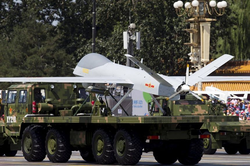 The flight of a Chinese drone near to the disputed Senkaku islands has raised the ire of Japan.