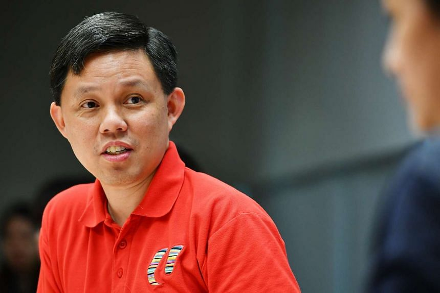 Labour chief Chan Chun Sing said that the labour movement would do its part to provide workers with the right training.