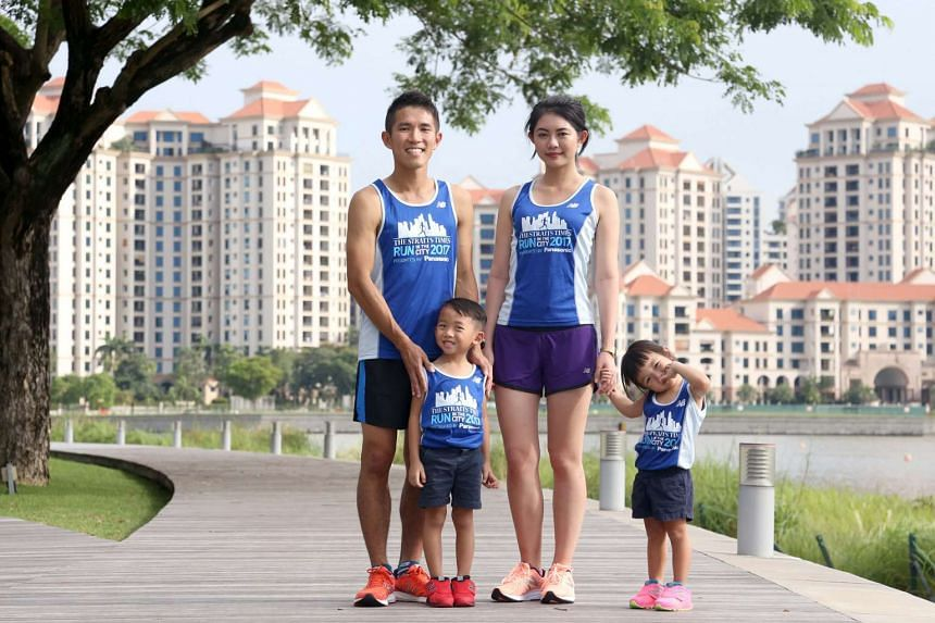 The Sunset Run will be held for the first time on May 26 for 50 ST Run participants.