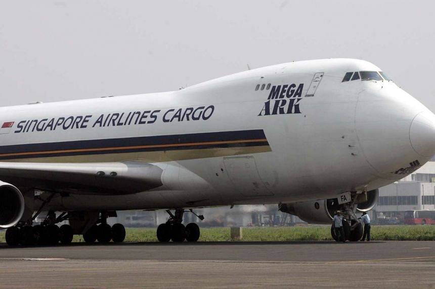 The re-integration with SIA Cargo is expected to be completed in the first half of 2018, said Singapore Airlines on Friday (May 19).