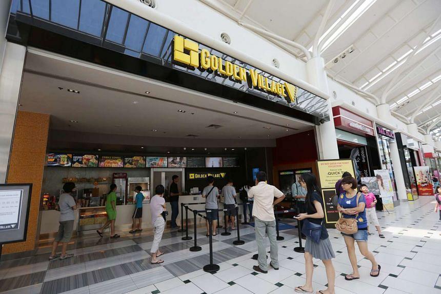 Golden Village is Singapore's largest cinema chain.