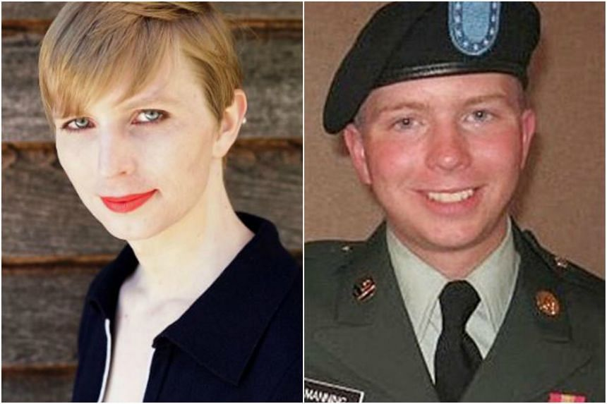 Chelsea Manning was released from a US military prison on May 17, 2017.