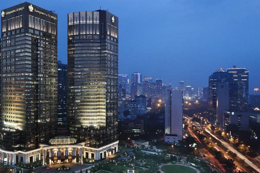 Rating agency Standard & Poor have upgraded Indonesia's sovereign credit outlook to BBB-, up from BB+.