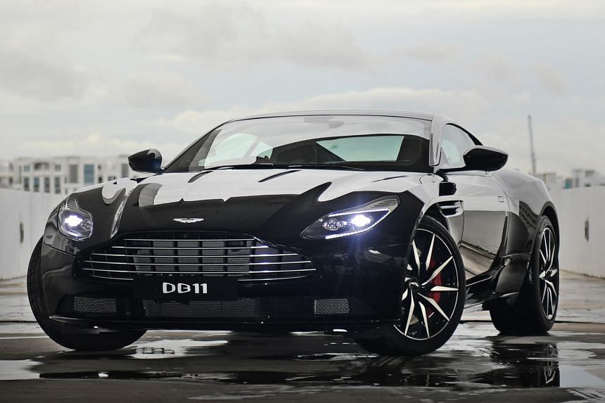 British luxury car maker Aston Martin may be aiming for an IPO valuation similar to Ferrari, which was listed in New York in 2015.