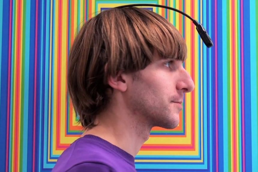 Neil Harbisson is the world's first officially recognised cyborg.