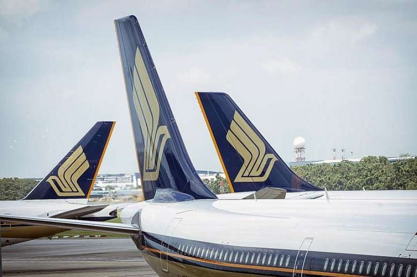 Singapore Airlines chief executive Goh Choon Phong said that the review will not affect customers.