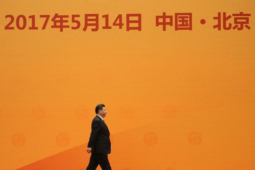 China's just-ended Silk Road Summit that showcased its ambitious plans to bring back to life the ancient trade routes.