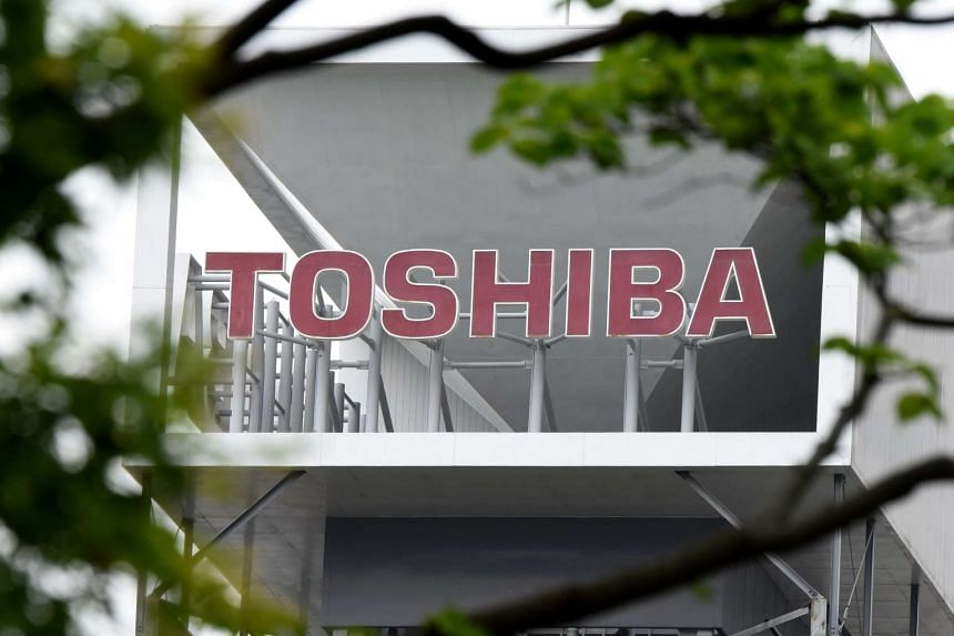 Toshiba, which values its chip unit at about  S$25 billion, was forced to put its prized asset on the block this year.