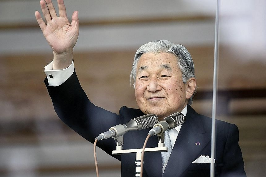 If Emperor Akihito steps down from the throne, it will be Japan's first abdication in two centuries. Earlier this year, it was reported that the 83-year-old emperor could step down at the end of December next year and be replaced by Crown Prince Naru
