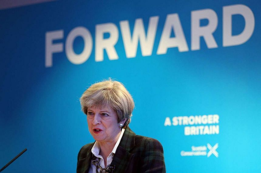 Britain's Prime Minister Theresa May has faced criticism over her planned social care reforms.