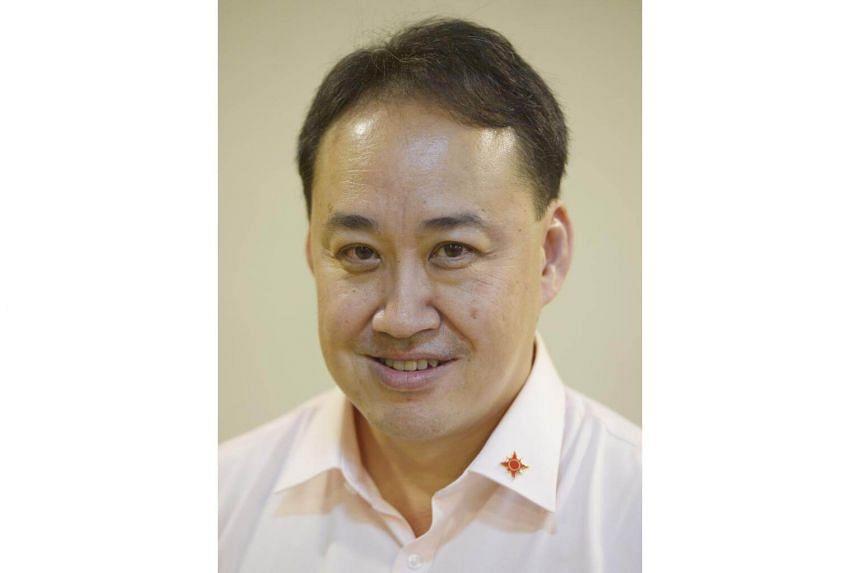 NSP secretary-general Lim Tean announced his resignation via Facebook.