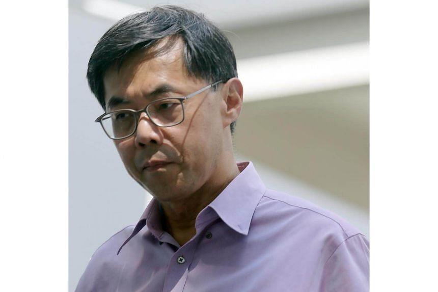 NTU  professor Er Meng Joo pleaded guilty to two counts of shoplifting items worth $225.15.