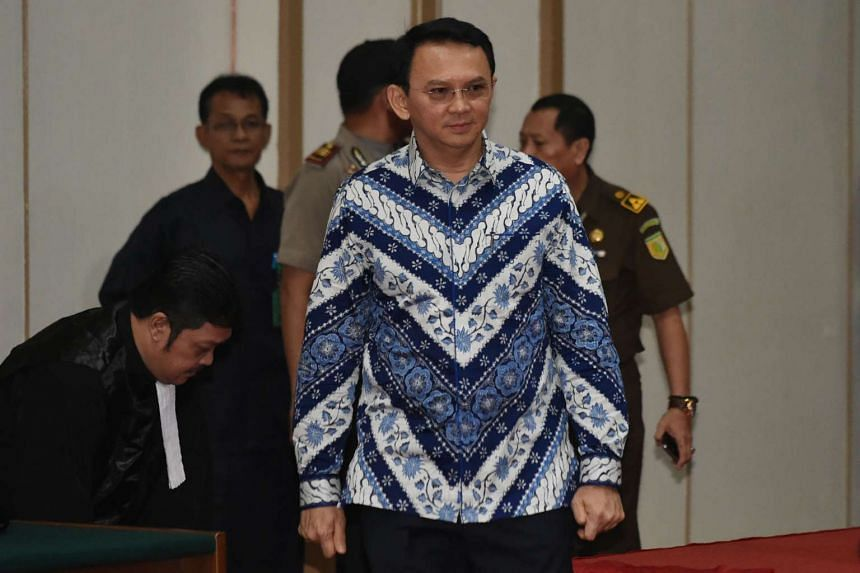 Basuki Tjahaja Purnama, known by his nickname Ahok, was jailed for two years earlier this month for insulting the Quran.