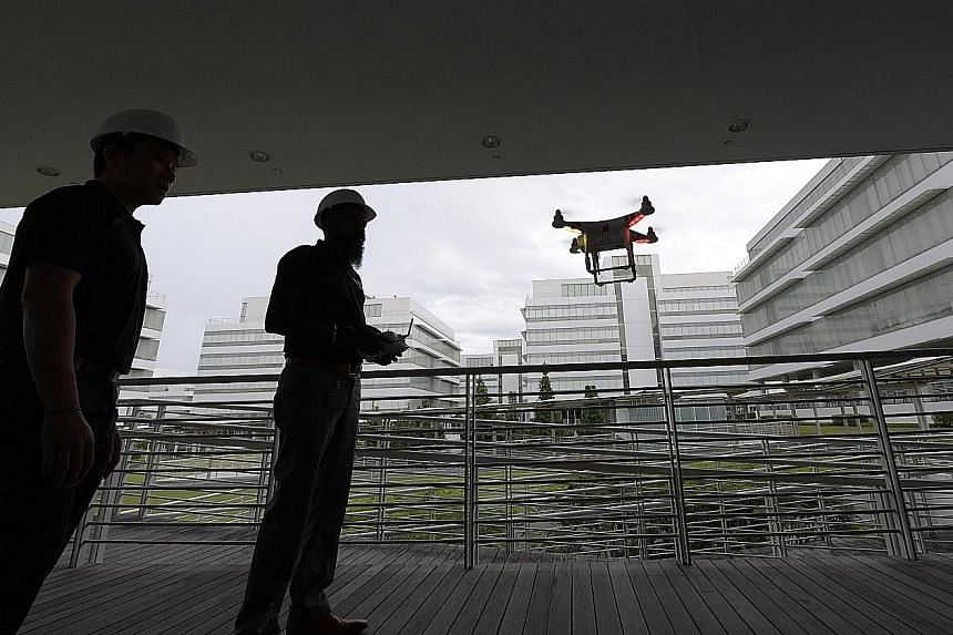 In Singapore, the rules for operating unmanned aircraft systems were tightened a few years ago. In general, permits are required for flying unmanned systems that are heavier than 7kg. For lighter drones, approval is needed if these are operated for b