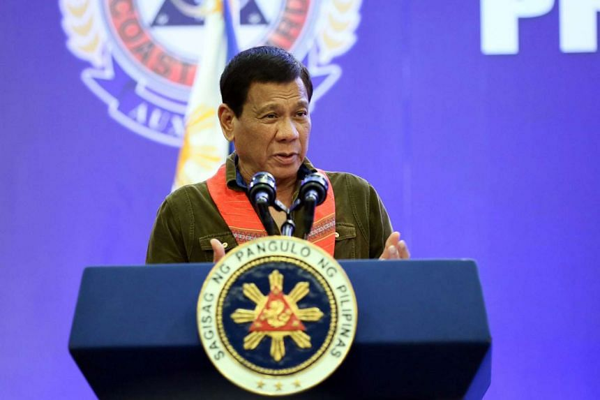 Philippine President Rodrigo Duterte will be on a five-day trip to Russia beginning on May 22, 2017.