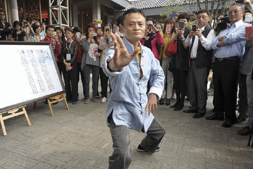 Chinese billionaire Jack Ma is reportedly giving taiji classes to entrepreneurs at S$20,000 for six classes.