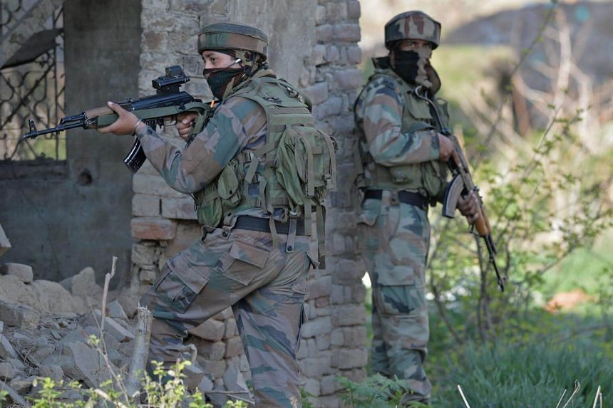 Militants have spent decades fighting Indian soldiers deployed in the disputed territory of Kashmir, demanding independence or a merger with Pakistan which also claims the Himalayan region in full.