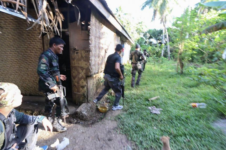 Philippine authorities are locked in a dogfight with Abu Sayyaf militants in Marawi, Mindanao as they hunt for one of their leaders, Isnilon Hapilon.