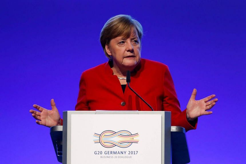 Germany - Europe's biggest economy - has grown 0.6 per cent quarter on quarter in a boost for German Chancellor Angela Merkel ahead of the September 24 election.
