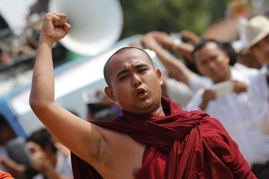 Myanmar's highest Buddhist authority,  the Sangha Maha Nayaka Committee, have outlawed  nationalist group Ma Ba Tha amid rising religious tensions in the country.