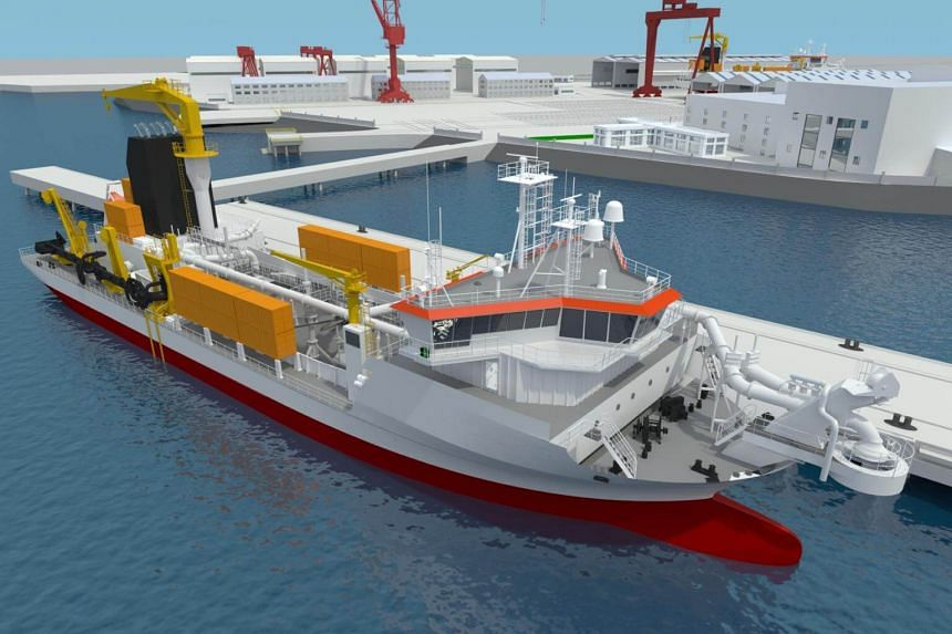 Keppel Offshore & Marine's wholly-owned subsidiary Keppel Singmarine has secured contracts from Codralux S.A., a wholly-owned subsidiary of Jan De Nul Group, to build two Trailing Suction Hopper Dredgers.