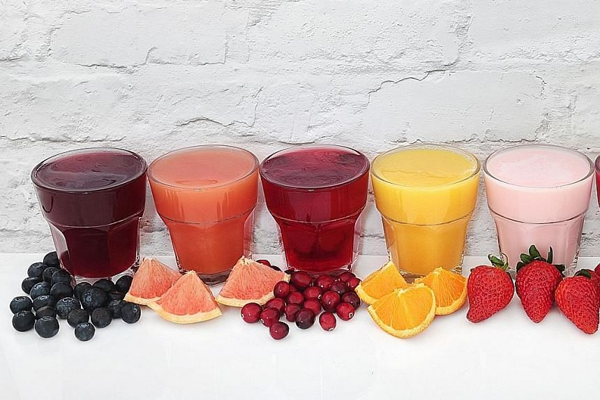 Whole fruit typically has more fibre than fruit juice and is less likely to cause dental decay, said a lead author of the report. Another concern is that fruit juice could take the place of breast or formula milk.
