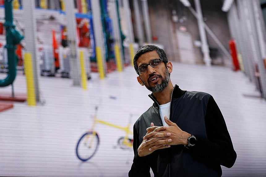 """Google's shift from """"mobile-first"""" to """"AI-first"""" is creating new ways for users to interact seamlessly with technology, says CEO Sundar Pichai, and the company aims to make AI and machine learning the central focus of all its products and services, g"""