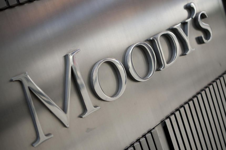 Moody's downgraded China to A1 from AA3 and has warned about slowing economic growth.