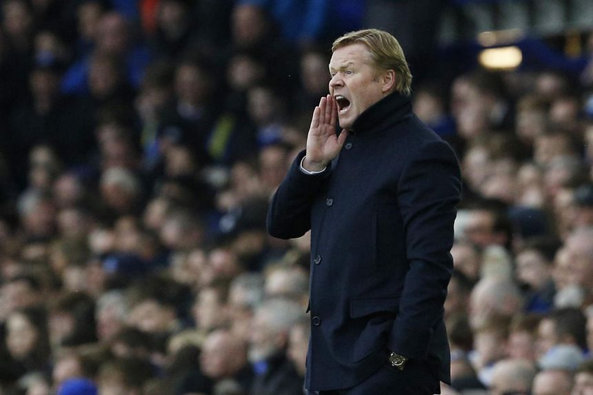 Everton manager Ronald Koeman is looking to add quality to his squad ahead of next season's Europa League tilt.