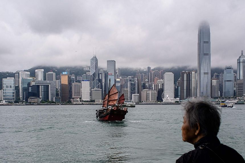 TOP 5 CITIES IN THE ASIA-PACIFIC: 4. Hong Kong (42nd globally).