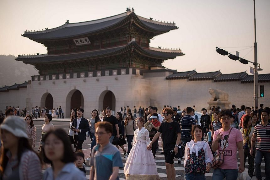 TOP 5 CITIES IN THE ASIA-PACIFIC: 1. Seoul (7th globally).