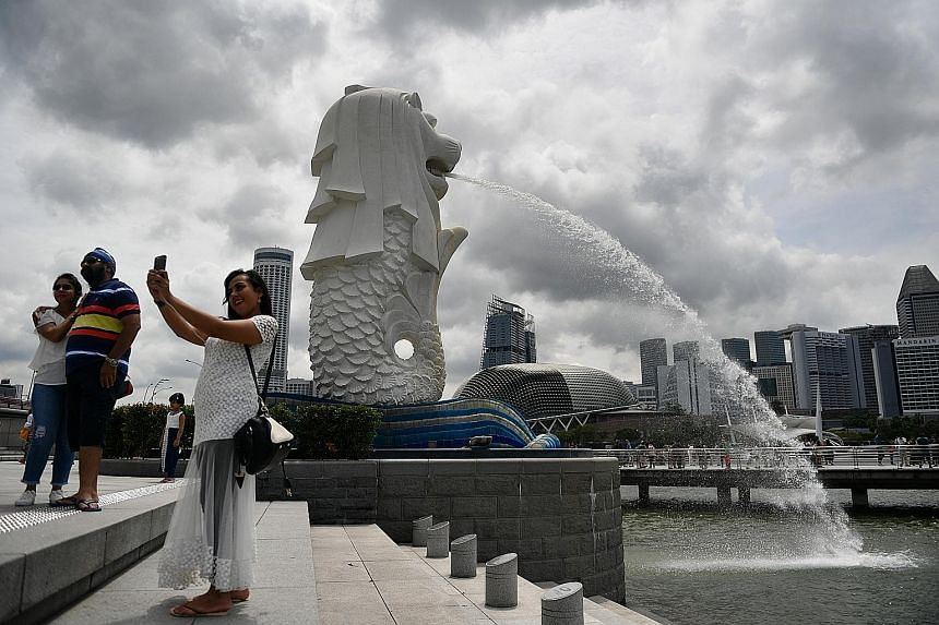 TOP 5 CITIES IN THE ASIA-PACIFIC: 3. Singapore (22nd globally).