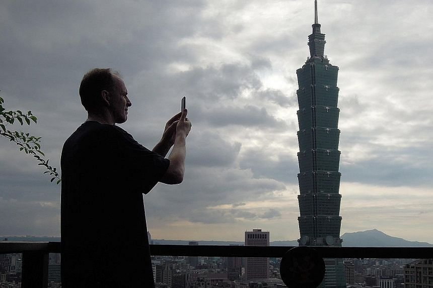 TOP 5 CITIES IN THE ASIA-PACIFIC: 5. Taipei (56th globally).
