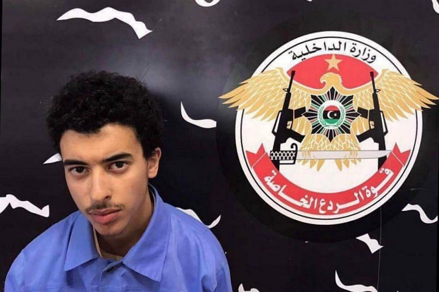 Hashem Abedi, the younger brother of the Manchester suicide bomber.