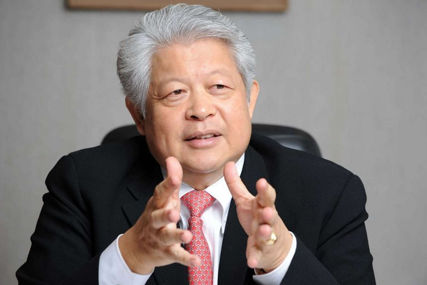 Mr Kris Wiluan, chairman and chief executive officer of KS Energy.