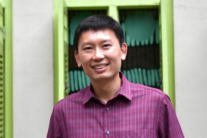 Senior Minister of State for Communications and Information Chee Hong Tat.