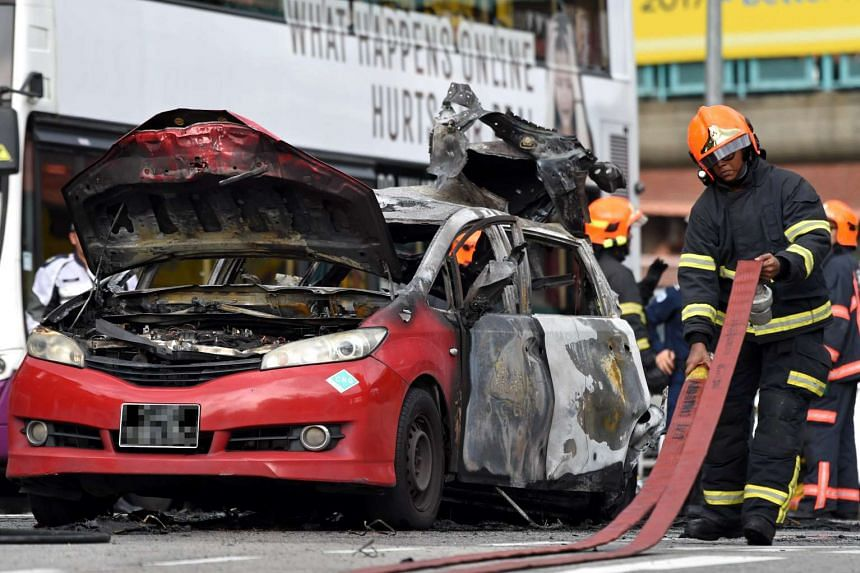 CNG vehicles made the headlines after two Toyota Wish Trans-Cab taxis, powered by the gas, caught fire in the past month.