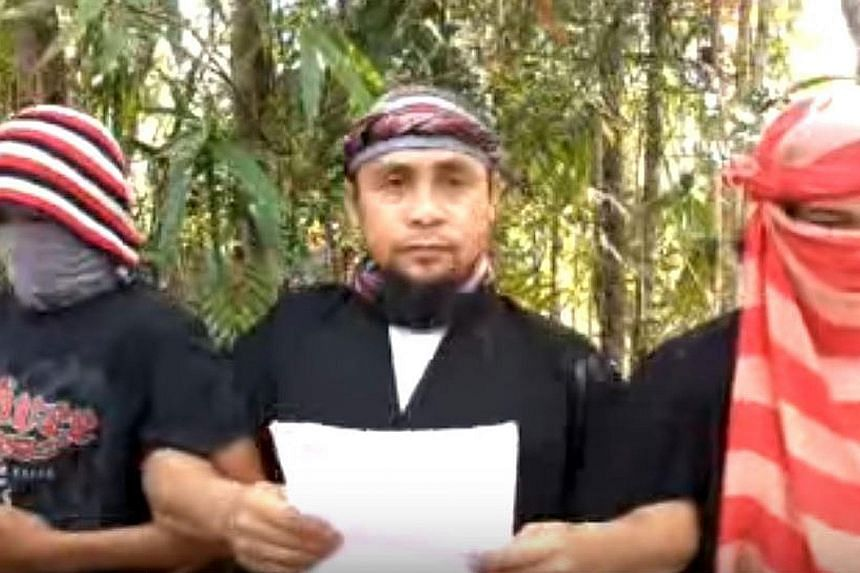 Isnilon Hapilon, ISIS' top man in South-east Asia, was believed to be hiding in Marawi, but efforts to capture him were thwarted by militants.
