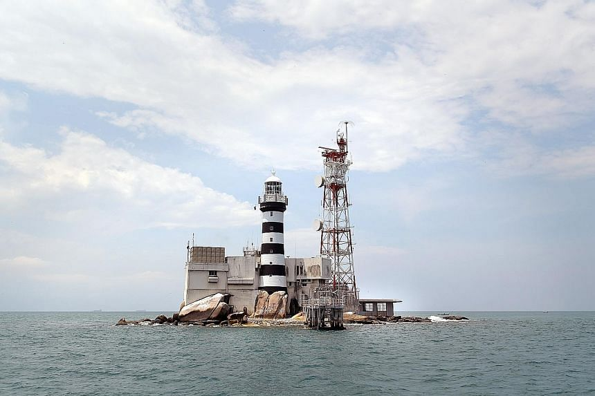 """In its 2008 judgment, the ICJ awarded sovereignty of Pedra Branca to Singapore, saying that while Johor had the original title, """"as of 1953, Johor understood that it did not have sovereignty over Pedra Branca""""."""
