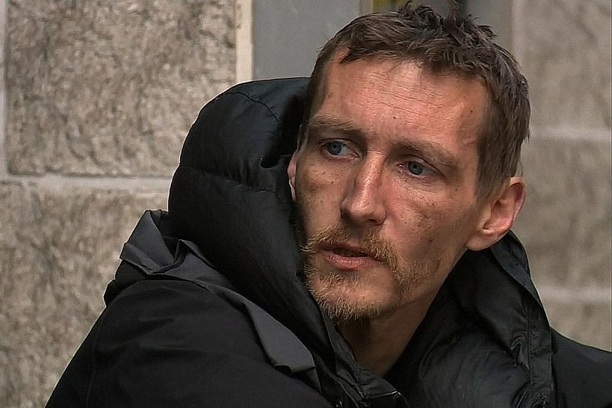 Mr Chris Parker (left) and Mr Stephen Jones, homeless men who were at the Manchester Arena when the bombing took place on Monday, went to the aid of victims instead of fleeing. Their actions drew praise from the public, and funds are being raised for
