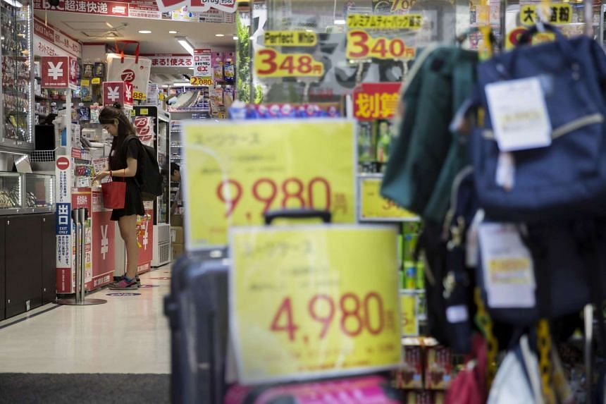 Japan's consumer prices rose again in April due largely to higher energy bills.