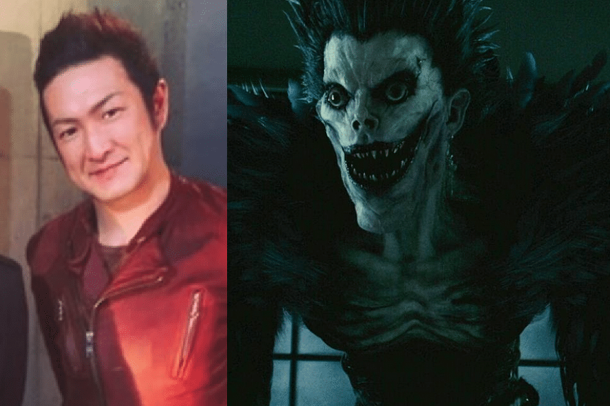 Shido Nakamura, best known for voicing Ryuk in the Death Note films, will be pulling out of a planned kabuki performance in June.