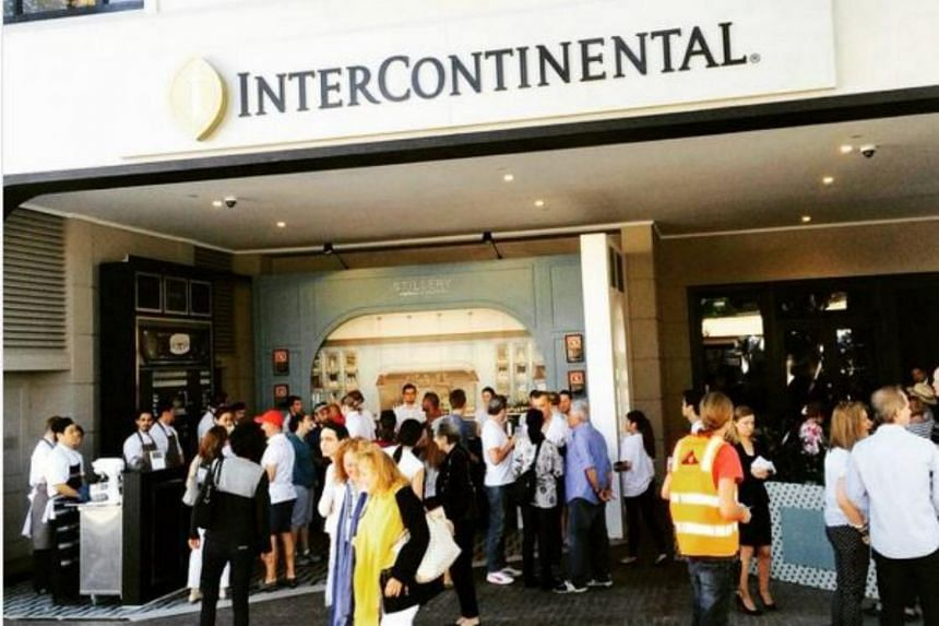 InterContinental Sydney Double Bay's A$140 million (S$144.2 million) price is believed to be a record for a non-central business district hotel in Australia.