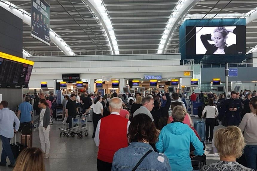 Passengers have reported issues at a number of airports on social media.